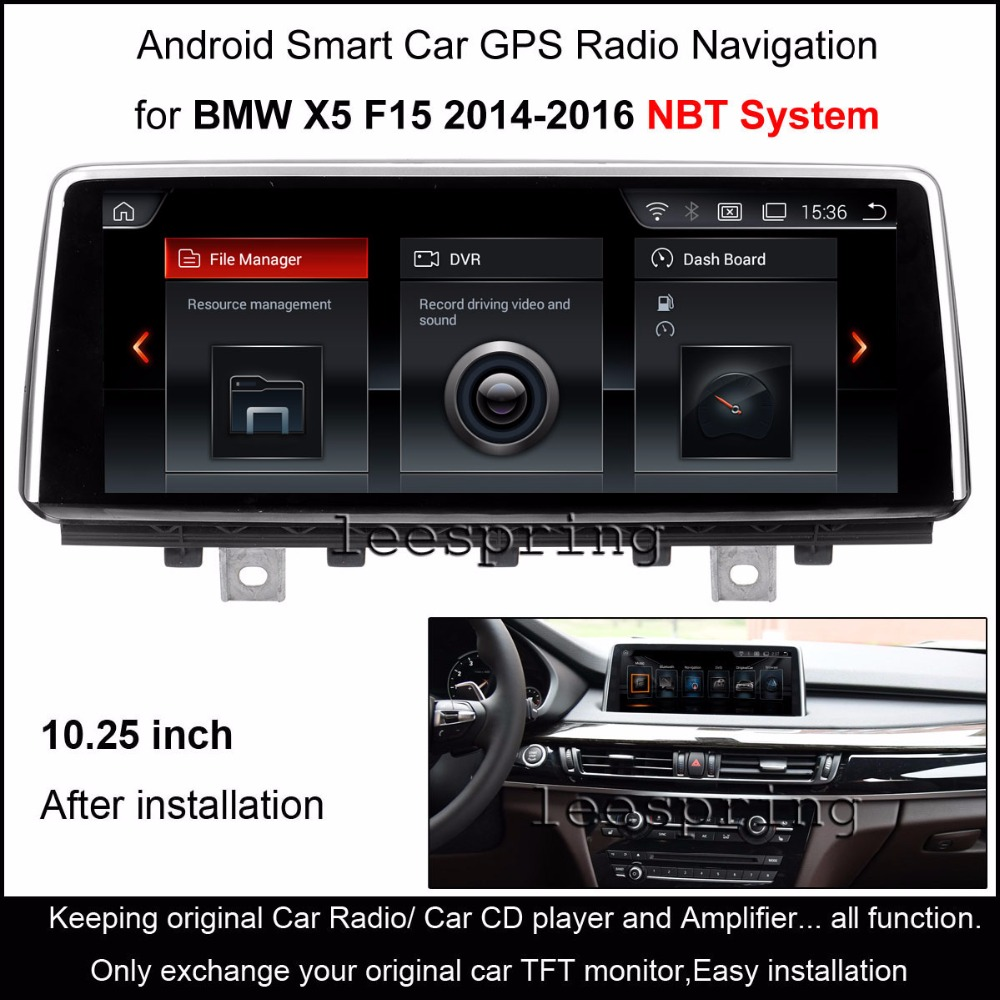 1025touch android car radio stereo for bmw x5 f15 2014 2016 1025touch android car radio stereo for bmw x5 f15 2014 2016 original nbt system intelligence car multimedia player in car multimedia player from thecheapjerseys Image collections