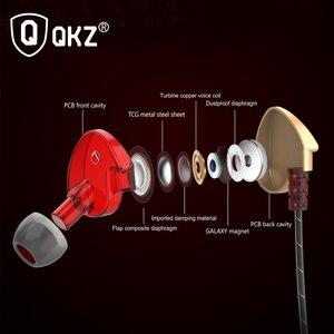 Image 3 - 100% オリジナル QKZ CK7 イヤホンで、耳の制御スピーカー有線 3.5 ミリメートルヘッドセットとマイク 1.2 メートルインイヤースポーツイヤホン