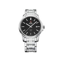 Наручные часы Swiss Military SM34039.01 мужские кварцевые на браслете