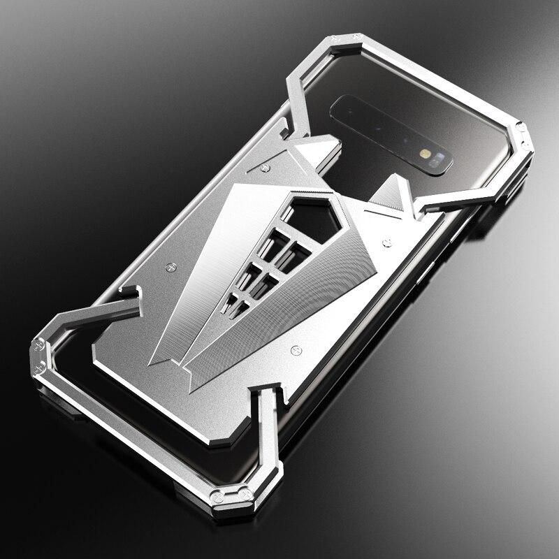 CNC Aluminum Metal Bumper Case Edge Cover For Samsung Note 10Note 10 Plus