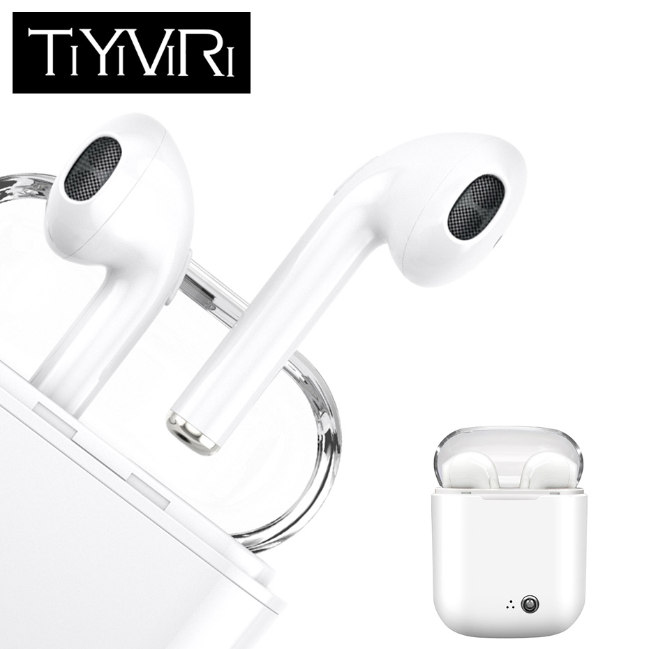 Bluetooth Earphones Wireless Headset Headphones Double in ear Earphone Earbuds Wireless Earpiece for xiaomi iPhone samsung phone|Bluetooth Earphones & Headphones| |  - title=