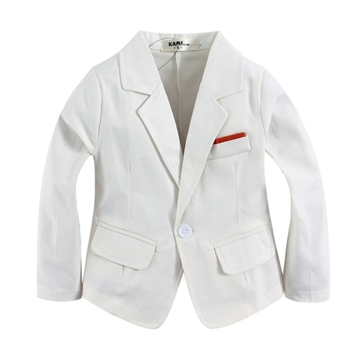 White Toddler boy coats 5c64d2bce4426