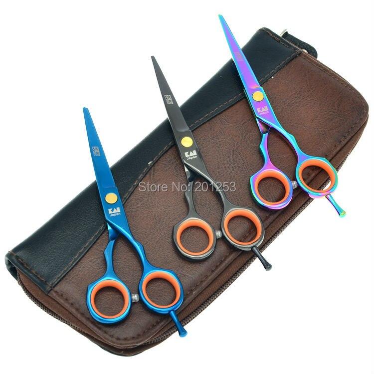 זול יותר 3 צבעים אופציונלי 5.5 אינץ - טיפוח השיער וסטיילינג