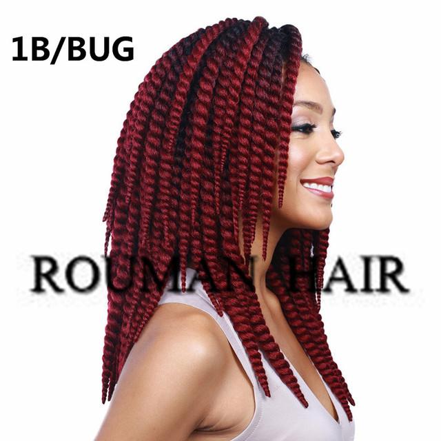 Fantastic Aliexpress Com Buy Senegalese Twist Braid Curly Crochet Braiding Short Hairstyles For Black Women Fulllsitofus