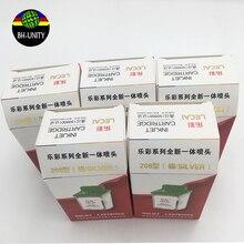 top quality novajet 750 print head lecai 208 inkjet cartridge for digital printer machine sapre part