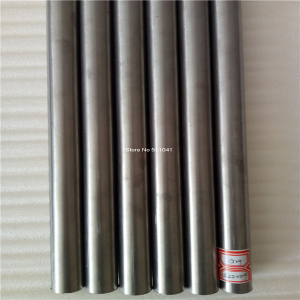 grade9 titanium tube gr9 titanium pipe 22mm*0.9mm*500mm,2pcs wholesale price free shipping gr9 titanium tubing for bicycle manufacturing 21pcs and 1kg 1 0mm erti 9 eli welding wire wholesale price free shipping