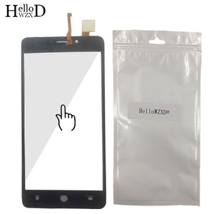 Image 5 - 5.0 Cellulare Touchscreen Frontale Per Leagoo Kiicaa di Alimentazione Dello Schermo di Tocco di Vetro del Pannello Digitizer Cavo Della Flessione del Sensore Strumenti Adesivo