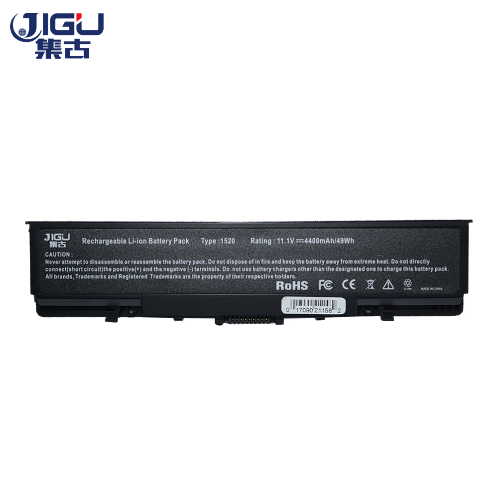 JIGU 6 Cell Laptop <font><b>Battery</b></font> For <font><b>Dell</b></font> Vostro 1500 1700 For <font><b>Inspiron</b></font> 1520 1521 <font><b>1720</b></font> 1721 GK479 GR995 KG479 NR222 NR239 TM980 FK890 image