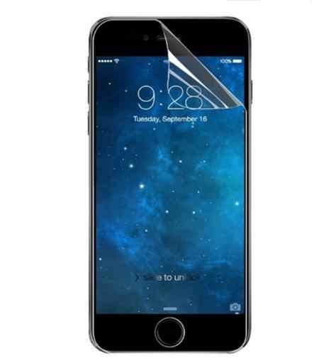 شاشة LCD عالية الجودة جبهة واضح واقي للشاشة فيلم ل فون XS ماكس XR X/XS 8 7 زائد 6 زائد ل فون 7 6 حامي