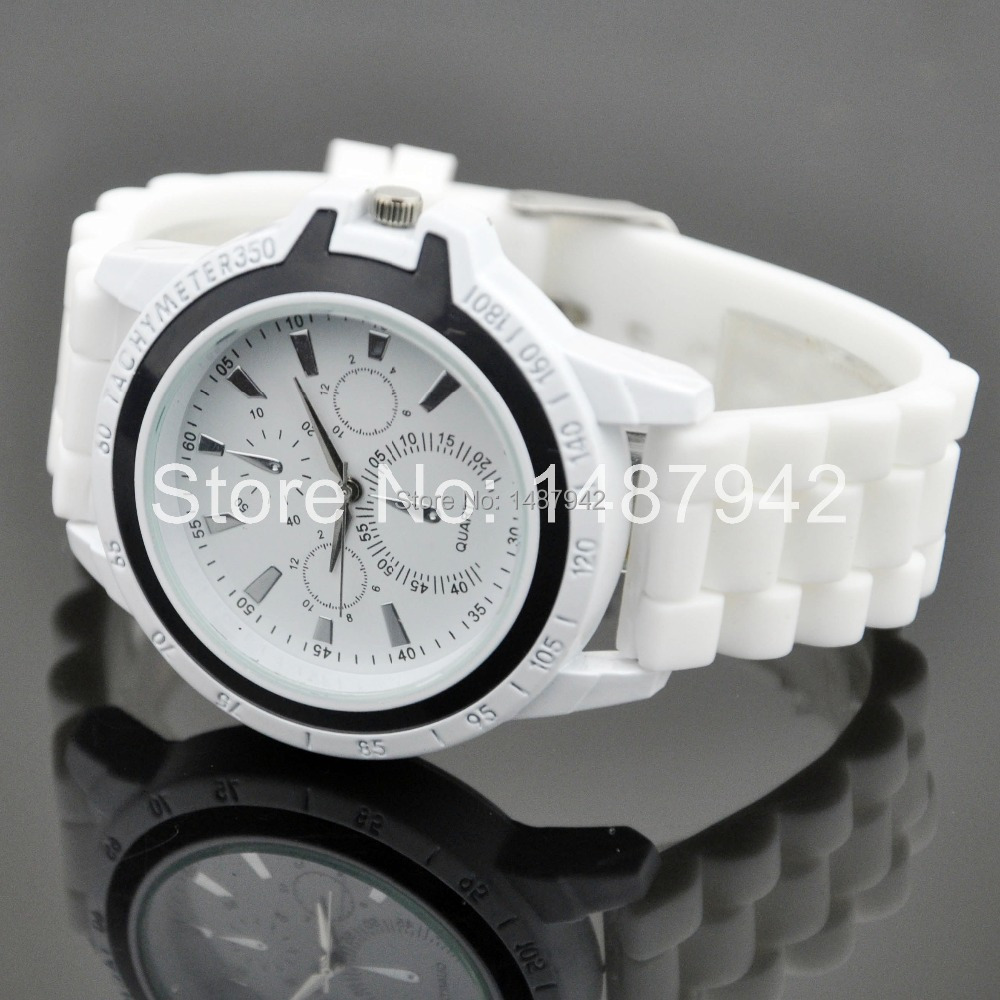 proddetail rs piece white watch wrist id fashion watches mens at