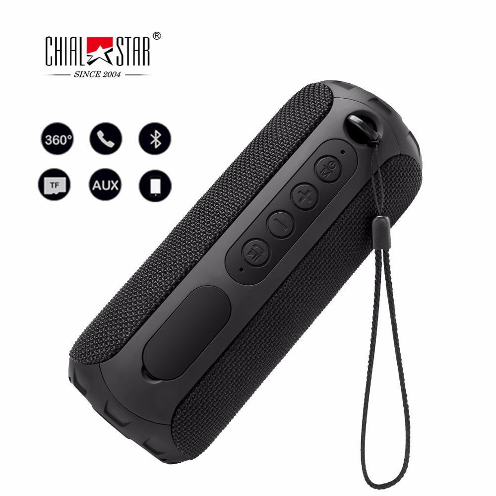Outdoor Speakers M2 Waterproof 12W Fabric Covering SD Phone Wireless Music Player Travel Motorcycle Yoga Sport Bycling Climbing