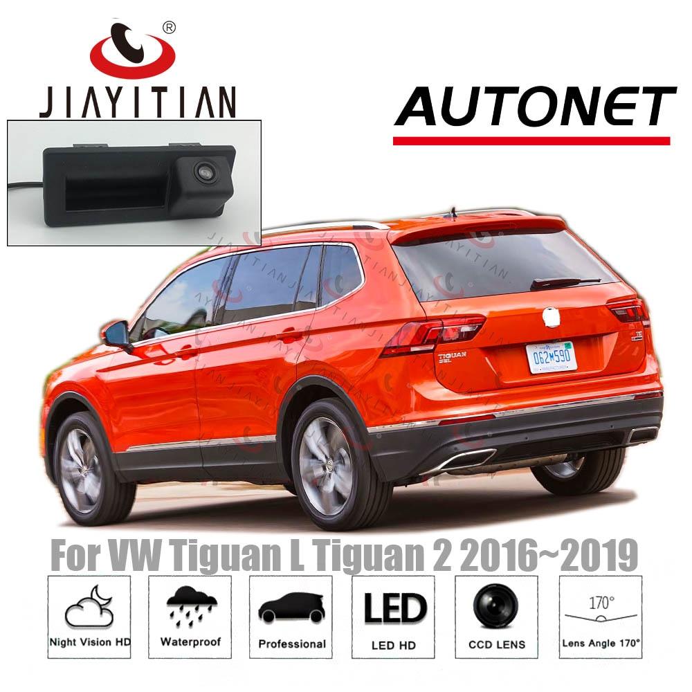 JIAYITIAN Rear View Camera For VW Tiguan AD1 tiguan sport 2016 2017 2018 2019 2020 Backup