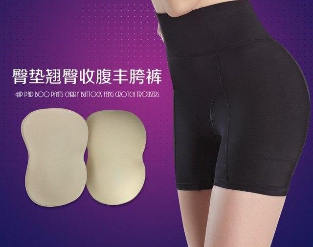 High waist padded shaper Women's Hip Padded Butt Lifter Enhancer Bum Push Up Buttocks M-4XL Panties