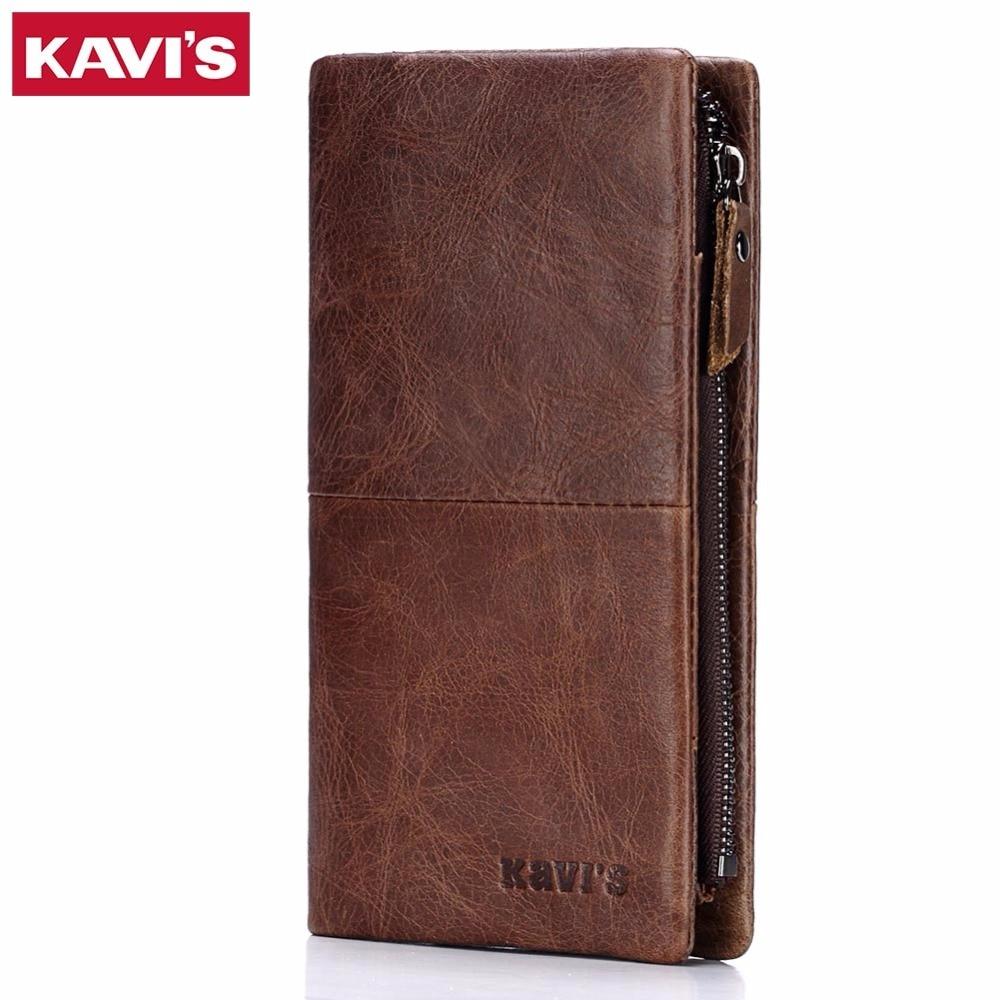 KAVIS Wallet Men Coi