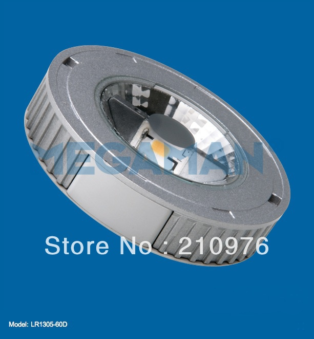 MEGAMAN LR2205 LED kitchen ceiling light GX53 PALMLITE 5W