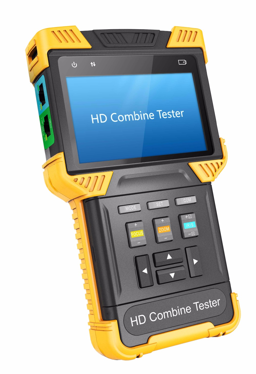 IP Tester CCTV Tester, Analog camera IP Multifunction 2-in-1 Tester, CCTV HD Combine Tester