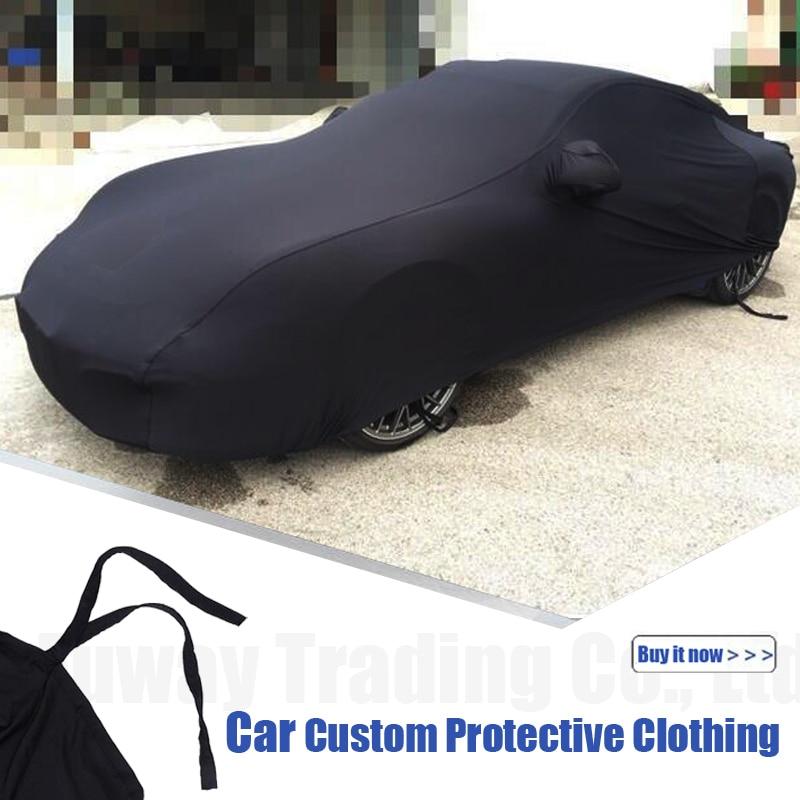 Livraison Gratuite!! Housses de voiture Anti-uv Pluie Résistant Aux Rayures Couvertures De Voiture Automatiques Pour Porsche Boxster 718 911 918 Cayenne