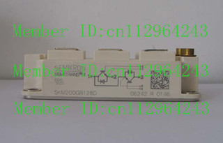 Free Shipping SKM200GB128D   New  IGBT ,Can directly buy or contact the seller. cm75dy 24h new igbt power module 75a 1200v can directly buy or contact the seller free shipping
