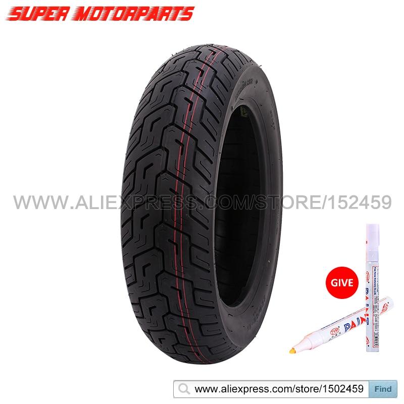 150/80-15 Motorcycle Tire For Honda MAGANA 250 VF750 Rear Tire 150 80 15 FREE MARKER 12 5cm motorcycle saddle bag support bar mount brackets for honda magna vf250 vf750 vf