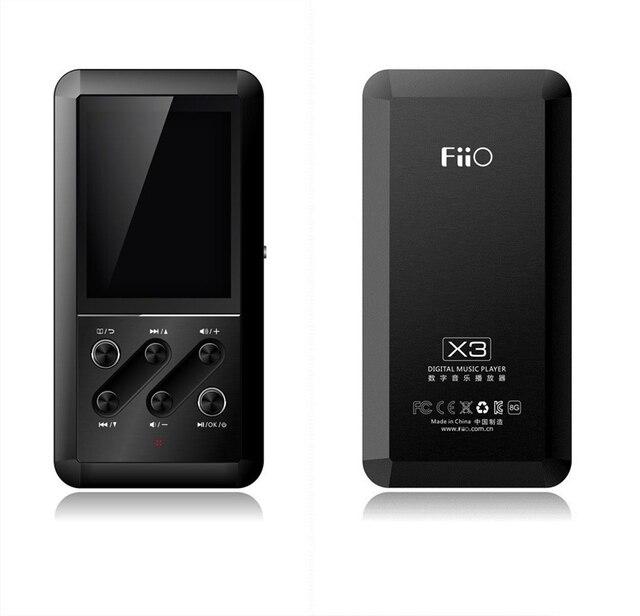 Free Shipping Fiio x3 high quality mp3 player