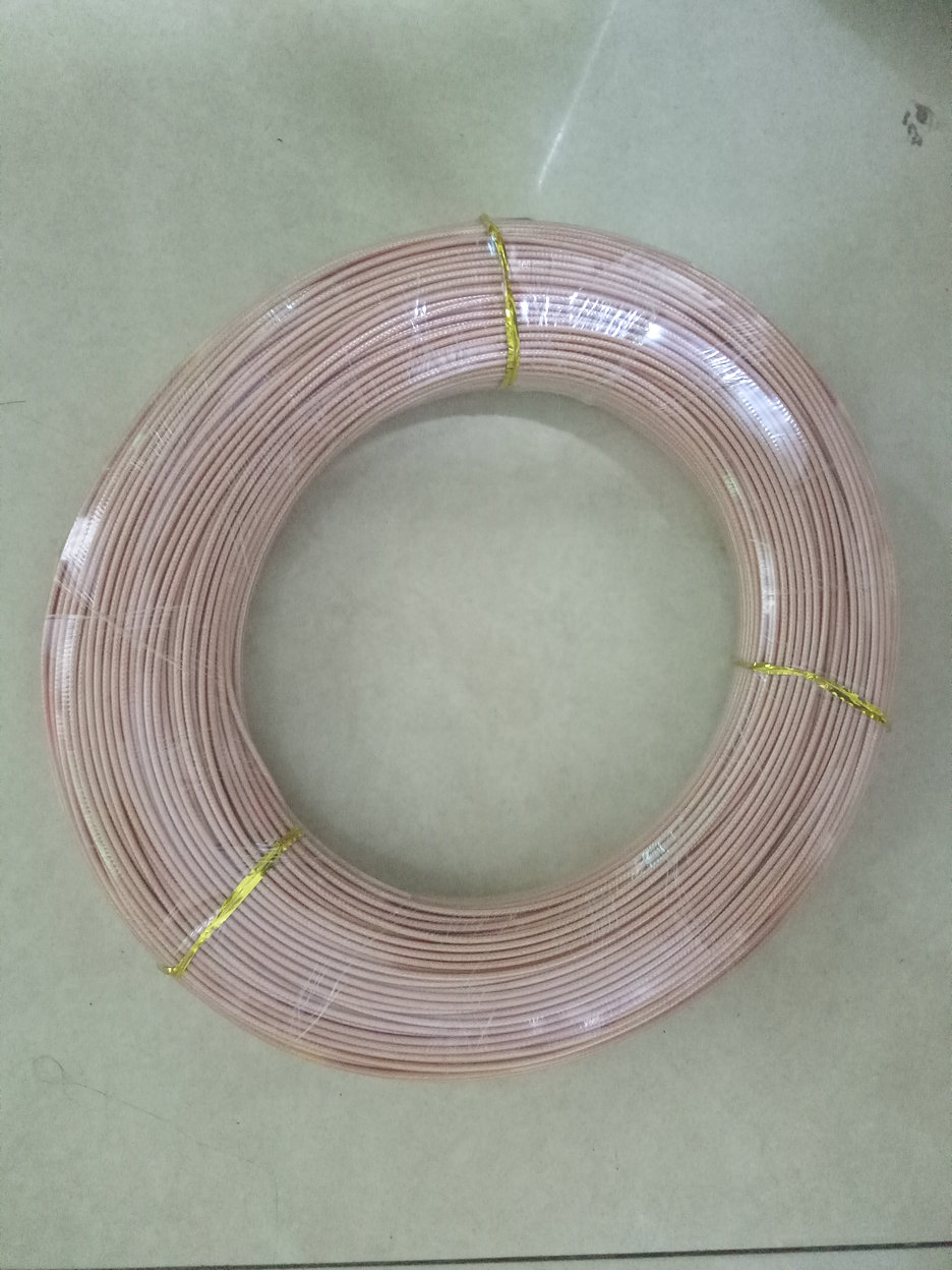 100M High temperature resistance 50ohm M17/113 RG316 single shielded RF Coaxial cable