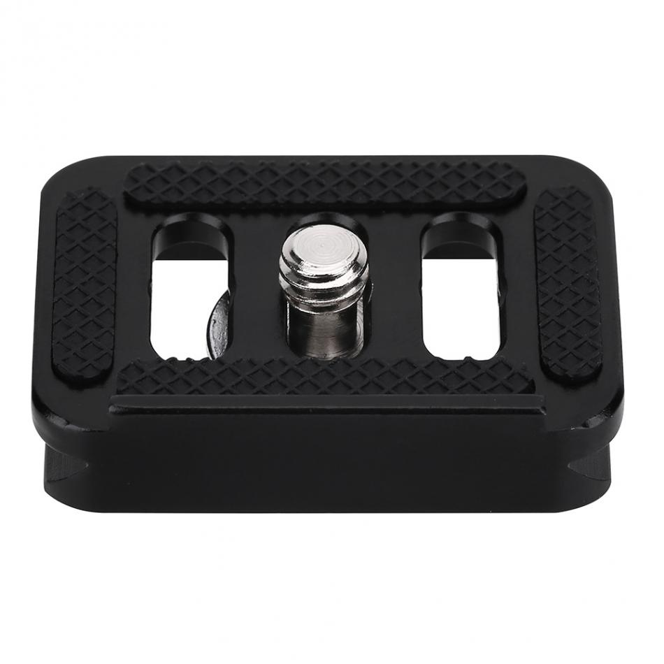 Mini Portable Quick Release Plate Camera Mount Photography Accessory For SIRUI TY-C10 T005 / T-025 Cameras