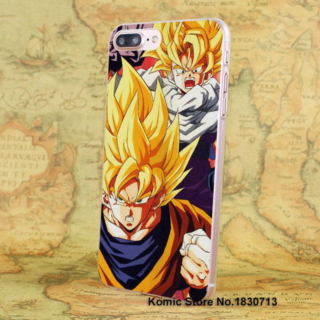 Dragonball Z Goku Case Cover For iPhone 7Plus