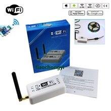 Беспроводной 5050 3528 RGB Wi-Fi Светодиодные ленты контроллер для iOS iPhone Android-смартфон Планшеты