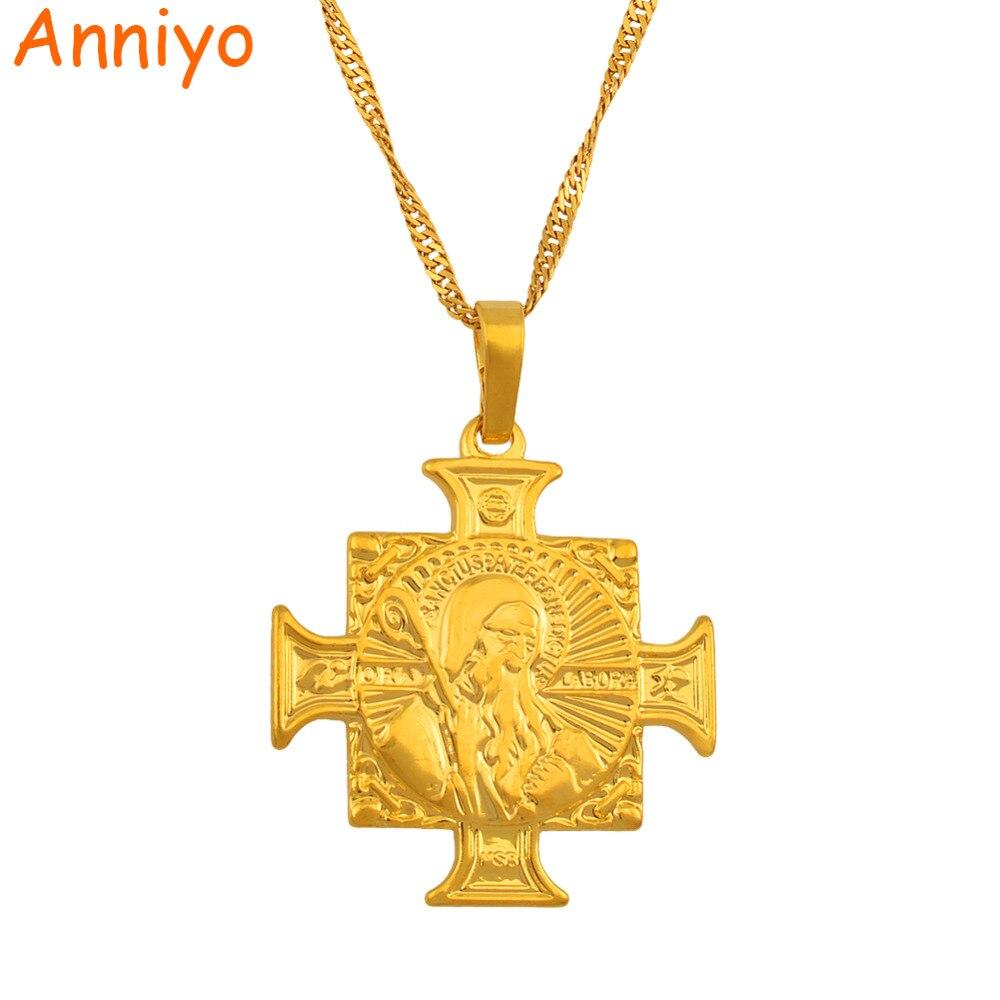 13 mm 50Pcs religieuse catholique croix émail Médailles Pendentif Crucifix
