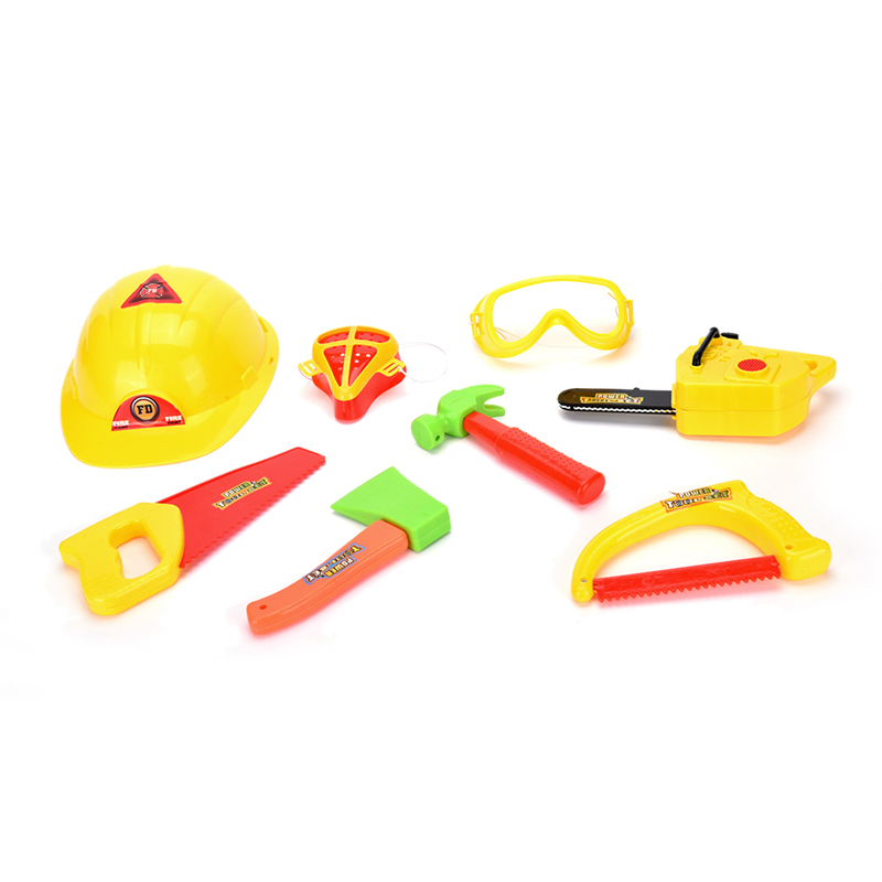 New 1 Set Funny Classic Toys Lil Handyman Repair Toy Tool Set Kit Pretend Play Toys For Children Kids Boys Gift