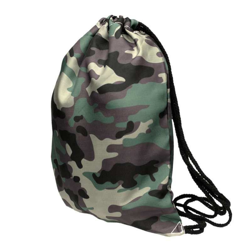 Drawstring Backpack Sport Shoes Bags Men Gym Bag Foldable Running Training Bag Outdoor Basketball Fitness Bags Camping