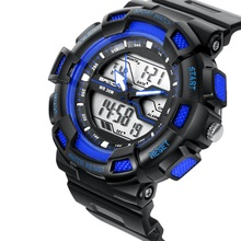 Led Digital Reloj de Cuarzo Reloj de Moda de Los Hombres Ocasional Militar Deporte de Silicona Reloj Led Digital Relojes de Pulsera relogio masculino