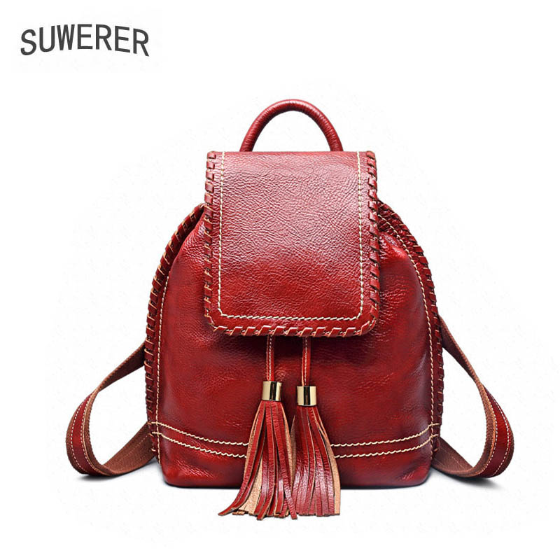 2019 New women bag Superior women Genuine Leather bags luxury cowhide backpack designer fashion genuine leather women backpack2019 New women bag Superior women Genuine Leather bags luxury cowhide backpack designer fashion genuine leather women backpack