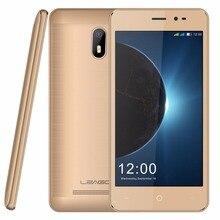 2017 Original leagoo Z6 Mobile phone 4 97 MT6580M Quad Core 1 3GHz 1GB RAM 8GB