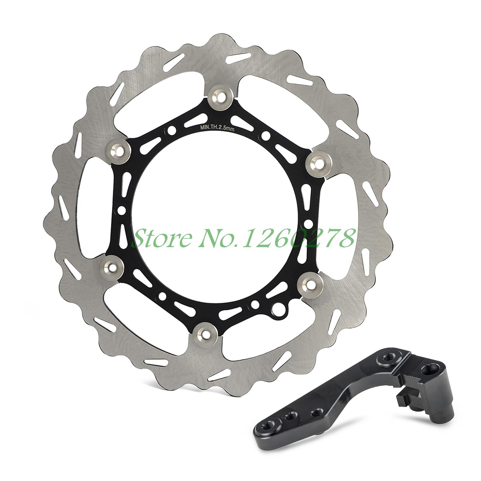 270mm brake disc rotor bracket for ktm 125 250 400 450 500 525 exc 2007 KTM 85Sx Plastic 270mm brake disc rotor bracket for ktm 125 250 400 450 500 525 exc exc f 2000 2009 in brake disks from automobiles motorcycles on aliexpress
