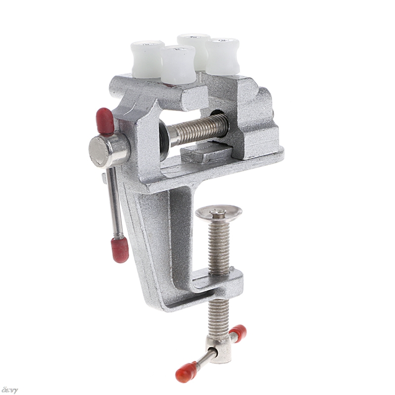 Detail Feedback Questions about Mini Vise Tool Aluminum Small