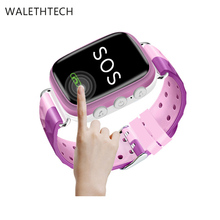 ФОТО lbs location children smart watch with sos calls voice chat intelligent alarm clock smart phone baby smart wristband for kids