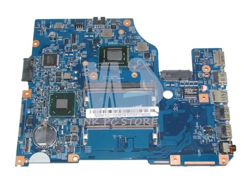 NBM1G11008 NB.M1G11.008 Main board For Acer V5-531 Laptop motherboard 48.4VM02.011 Pentium 987 CPU DDR3