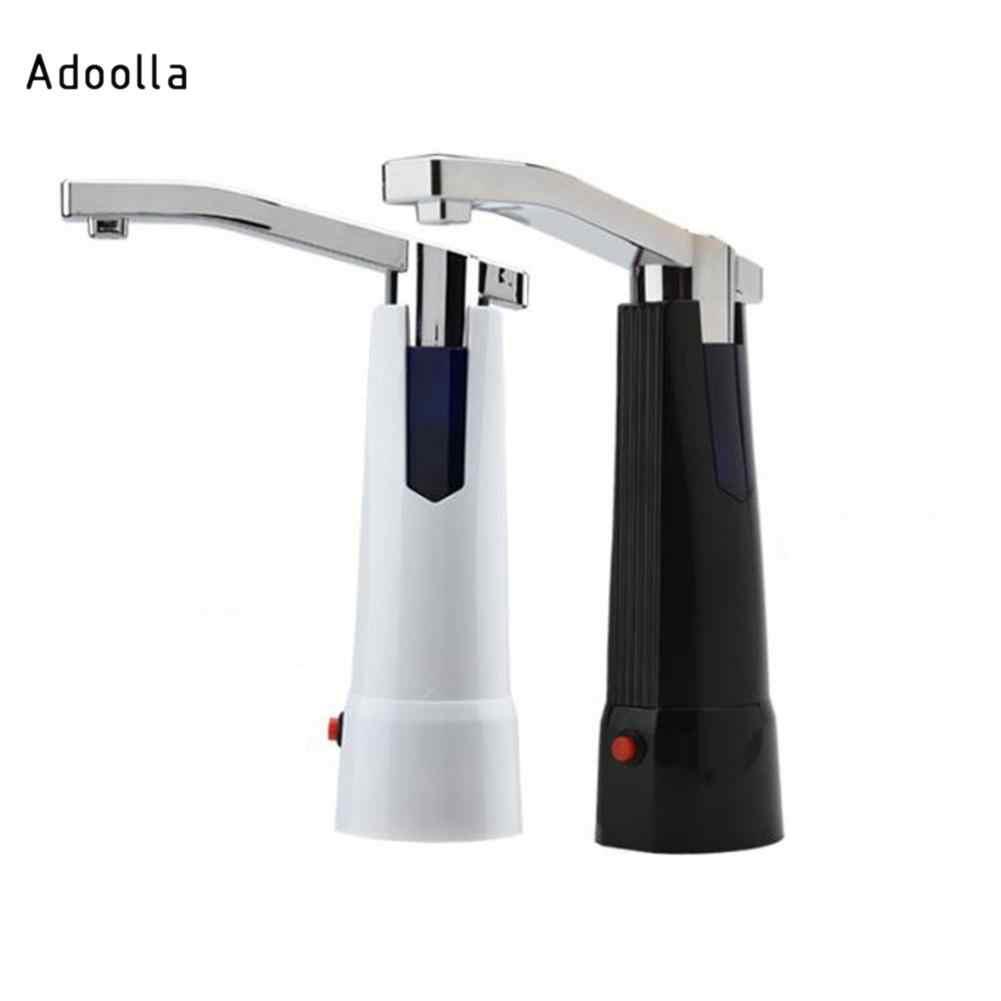 Adoolla Зарядное устройство USB питьевой фонтан диспенсер для барреллированной воды-35