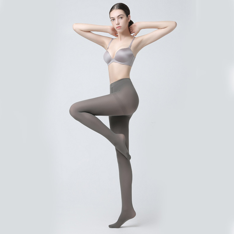 Spring Autunm 80D Pantyhose Sexy Womens Stockings Nylons Lady Tights Pantyhose Seamless Collant Femme Women Tights Medias