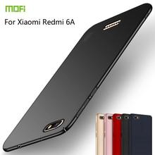 MOFi For Xiaomi Redmi 6A Cover Case Ultra thin PC Hard Cases Phone Shell