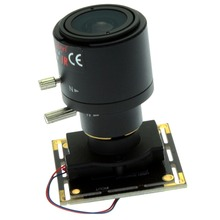 Buy 1.3mp CCTV 2.8-12mm Lens varifocal Camera Module HD UVC low illumination camera board for Astronomy Telescope
