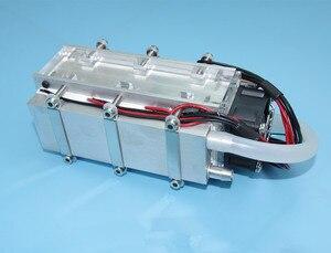 Image 4 - 12V 240W 480W Semiconductor kälte CPU hilfs wasser gekühlt klimaanlage fan Raum temperatur kühlung kalt air wind
