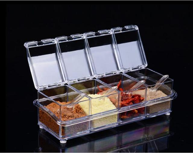 Kitchen Spices Storage Boxes