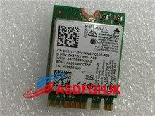 Оригинал для dell inspiron 13-7352 беспроводная связь bluetooth карта ac 7265ngw k57gx 0k57gx cn-0k57gx 100% работать идеально