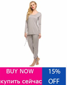 Autumn-Winter-Female-Long-sleeve-Pajama-Sets-Sleepwear-Night-Suit-Women-Sexy-V-Neck-Pullover-Pants