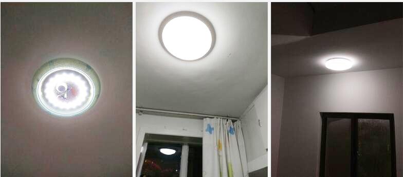 Luzes de Teto 40 w tubo fluorescente de Área de Iluminação : Medidores 15-30square