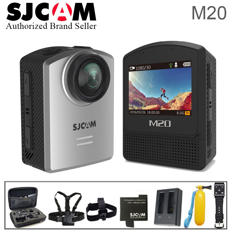 SJCAM M20/M20 Air Mini Sport Action Kamera Unterwasser 4K Wifi Gyro Mini Camcorder 16MP Wasserdichte SJCam Sport DV Recorder