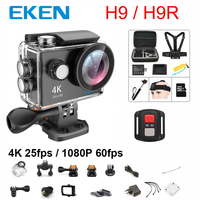 New 100 Original EKEN H9 H9R Action Camera 4K Wifi Ultra HD 1080p 60fps 170D 30M