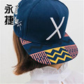 2016 moda hip hop de beisebol snapback cap , chapéu de skate frete grátis